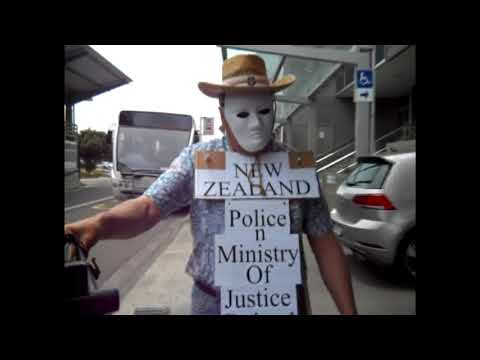 New Zealand Police and Ministry of Justice Ruined My Life