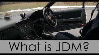 What Is JDM? // Gears and Gasoline