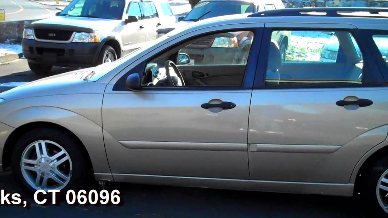 2001 ford focus wagon se windsor locks ct 06096 youtube. Black Bedroom Furniture Sets. Home Design Ideas