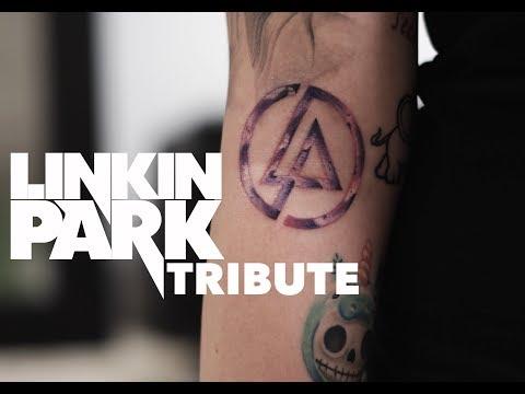 Linkin Park Tattoo Logo Tribute Youtube