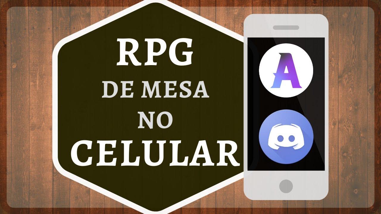 RPG DE MESA PELO CELULAR | (Parte 1) Dominando o Avrae