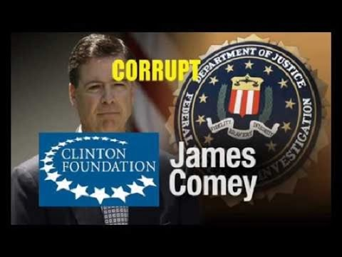 Morning Update Day 54 Til Election - FBI Comey Tie To Clinton Foundation - Hillary Dead?
