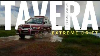 Chevrolet Tavera extreme drift