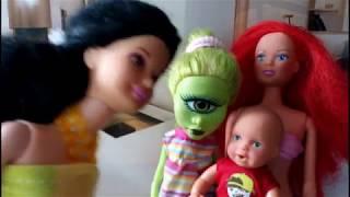 Сбежавший жених 10 серия Видео с куклами про ЛЮБОВЬ