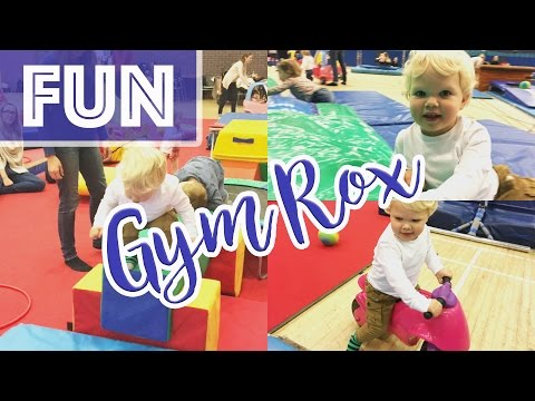Gym Rox - Toddler Soft Play Essex | Brentwood Centre