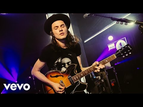 James Bay - Craving in the Live Lounge