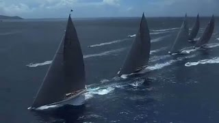 Sailing Yachts with Amazing Compilation