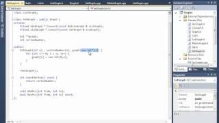 C++ 8 Графы