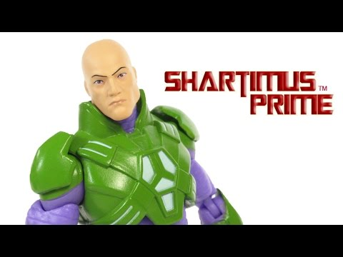 DC Icons Lex Luthor Power Suit  6 Inch DC Collectibles Forever Evil Comic Toy Action Figure Review