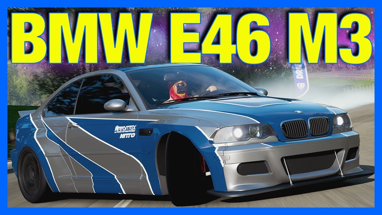 bae2c152fc0 Forza Horizon 4 Customization : BMW E46 M3!! [How To Unlock The E46 M3 in  FH4]