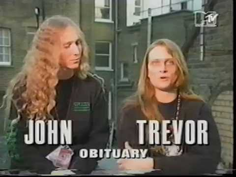 Obituary: Interview + Turned Inside Out @ Marquee Club - London, England (08-05-1991) [PRO]