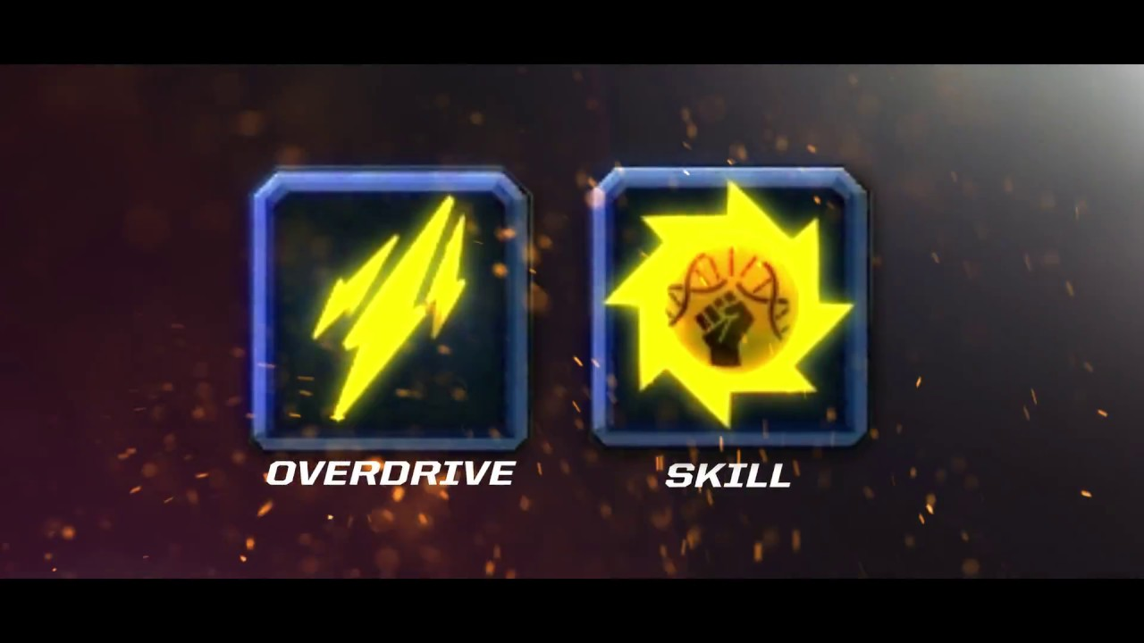 WWE Mayhem | New Feature | Skills and Overdrive