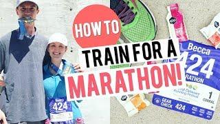 HOW TO RUN A MARATHON | TOP 3 TIPS | Episode 1