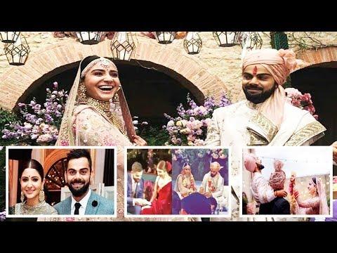 Virat Kohli & Anushka Sharma Wedding Ceremony in Italy - Full   Virat Kohli Anushka Sharma Marriage