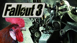 Е*ало крушение в Fallout 3 #3 - Финал. И начинаем Fallout 4