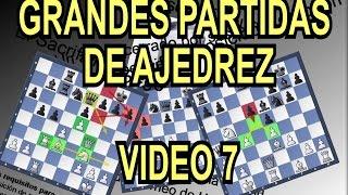 7 Grandes Partidas de Ajedrez Karpov vs Lautier