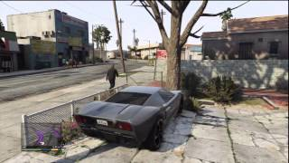Grand Theft Auto V Gameplay: Franklin Repos A Car & Michael Fights Simeon (Complications Mission)