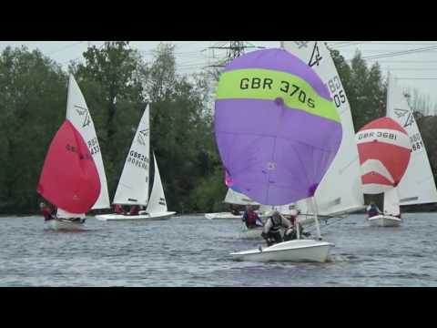 Flying Fifteen Open 3rd Race 14th May 2016