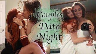 Date Night Vlog || LESBIAN COUPLE
