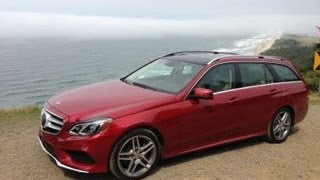 2014 mercedes e350 wagon review by ron doron