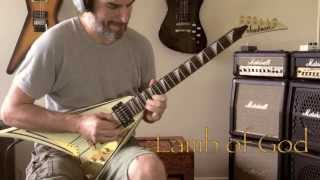 Lamb of God - Another Nail For Your Coffin Guitar Cover