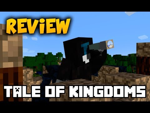 Minecraft: Tale of Kingdoms 2 Ep.1- New Beginnings