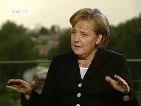 Interview mit Bundeskanzlerin Angela Merkel