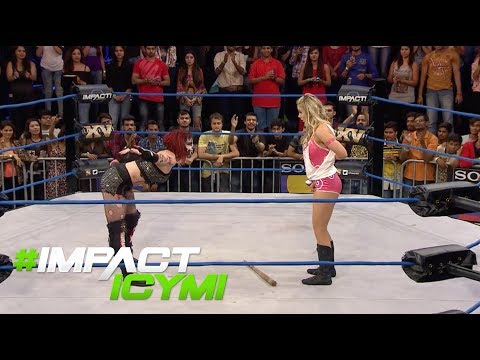 Rosemary vs. Laurel Van Ness KNOCKOUTS Title Match | #IMPACTICYMI June 8th, 2017