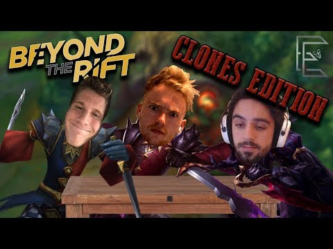 Beyond the Rift - CLOWN EDITION ft. Shaclone, Chase