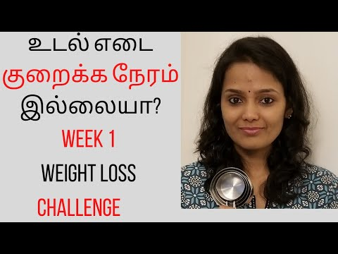 finding-time-to-lose-weight-in-a-busy-day-|-weight-loss-challenge---week-1