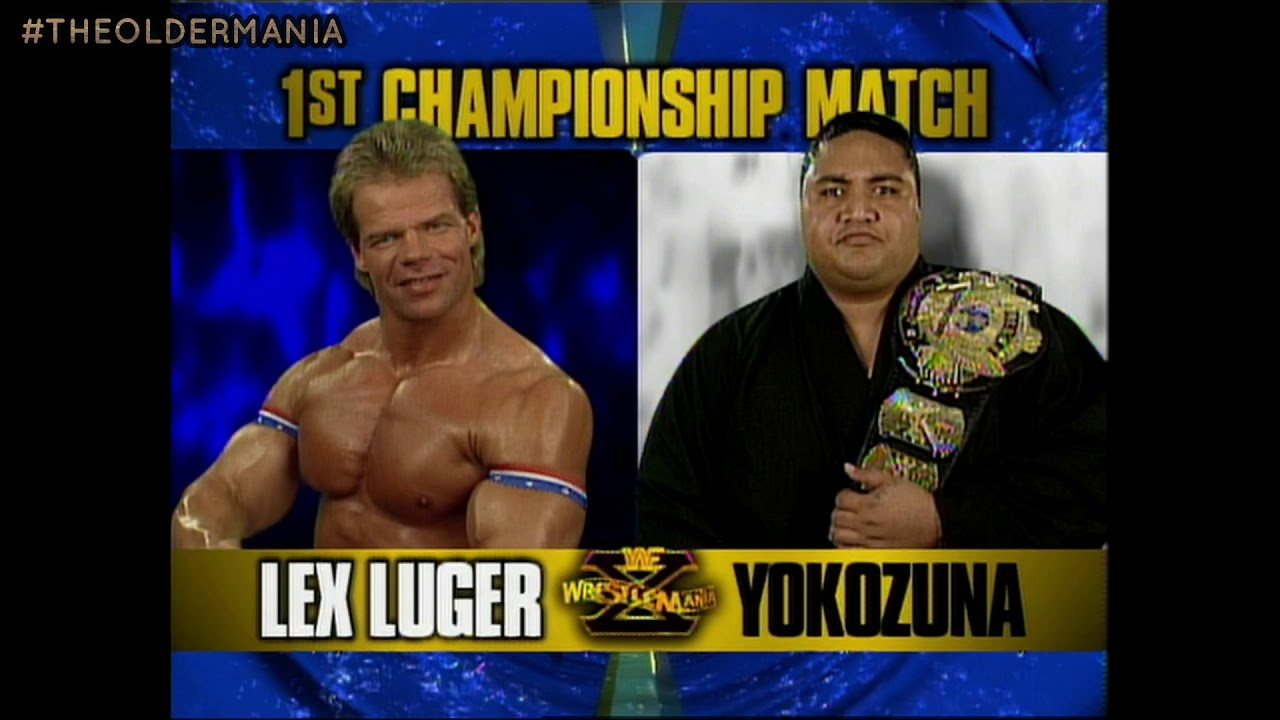 Download WWE Wrestlemania 10 Official And Full Match Card HD (Vintage Section)