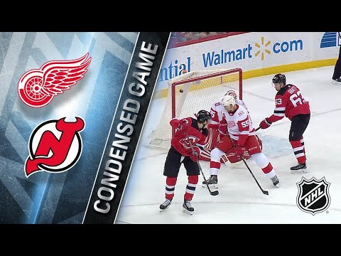 12/27/17 Condensed Game: Red Wings @ Devils