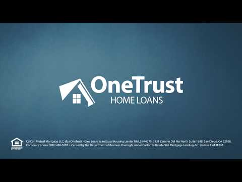 Welcome To OneTrust Home Loans!