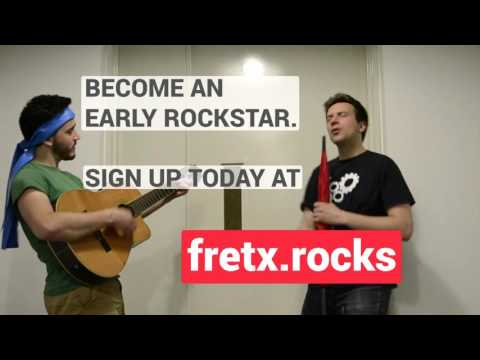 Knocking on Investors doors by FRETX