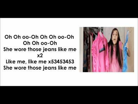 My Jeans Jenna Rose Lyrics