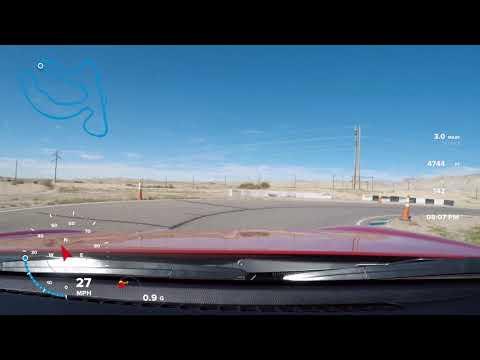 Fiat 124 Abarth at Grand Junction Motor Speedway October, 28, 2018