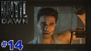 Until Dawn: Let's Play First Impressions   Part 14   BAD CHOICE!