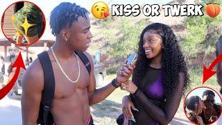 KISS OR TWERK