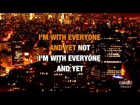 Swallowed in the style of Bush | Karaoke with Lyrics