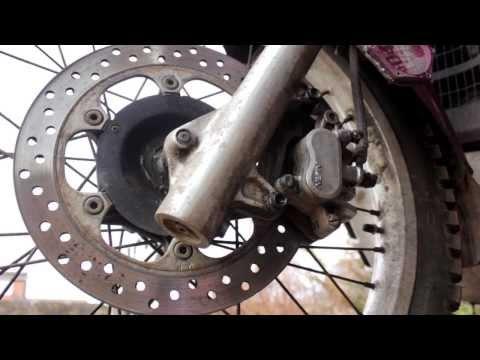 Servicing Disk Brakes