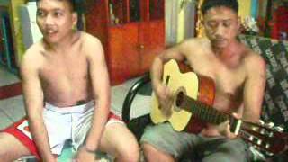"""Huwag nang malumbay"" by EraserHeads (Cover by Resti Band)"