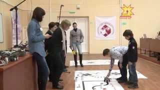 В Чувашии прошли республиканские соревнования по робототехнике среди школьников