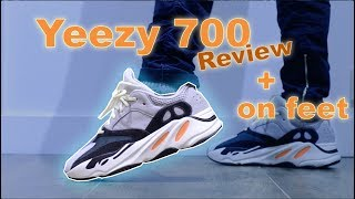 811f52f2205 Yeezy 700 Wave Runner Review + On Feet en ESPAÑOL 2018