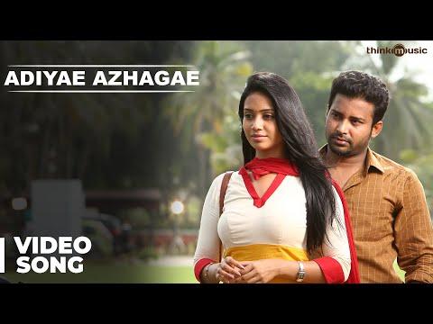 Oru Naal Koothu Songs | Adiyae Azhagae  Song | Dinesh, Nivetha Pethuraj | Justin Prabhakaran