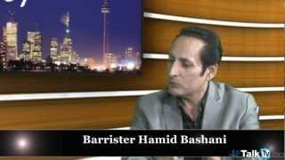 Hamid Bashani - Truth about 1971 India Bangladesh Pakistan War (Urdu talk show)