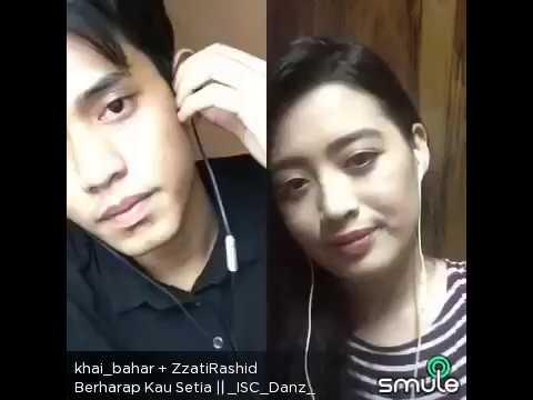 Berharap Kau Setia - Khai Bahar & Zetty