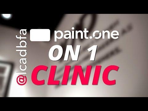Nov. 29, 2018 - paintONE Coaching Clinic at Laguna College of Art + Design