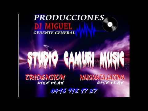 EDDY SANTIAGO MIX   TRIDENSION DISCPLAY   DJ MIGUEL