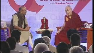 Off The Cuff With His Holiness The 14th Dalai Lama