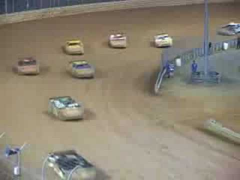 Dirt Late Model Feature 8.16.08 Virginia Motor Speedway
